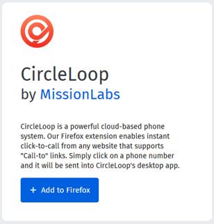 Firefox in