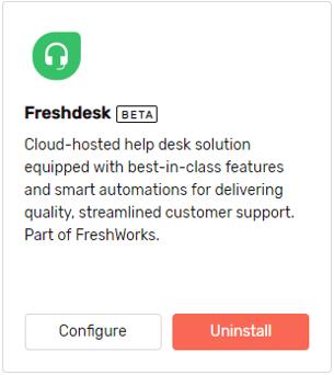 Freshdesk Uni